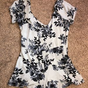 pacsun / kendall and kylie romper